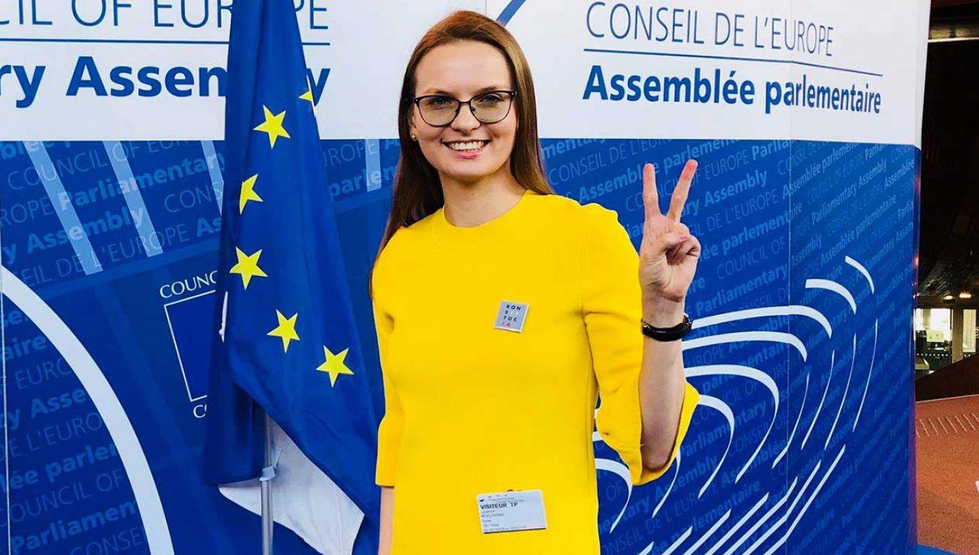 """Komentarze po doniesieniach o antypaństwowej działalności fundacja """"Otwarty Dialog"""" w Mołdawii (fot. FB/Fundacja Otwarty Dialog)"""