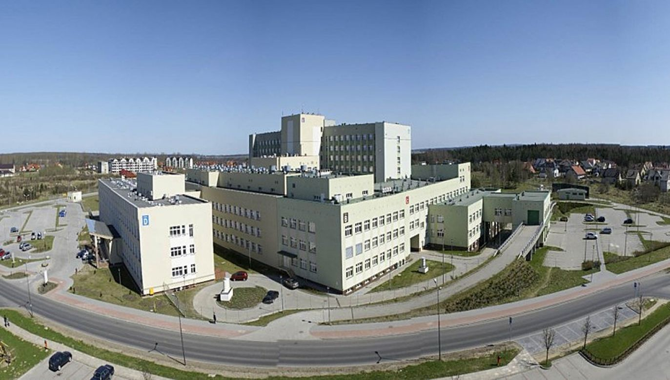 Prokuratura wszczęła śledztwo w sprawie śmierci 55-latka po wizycie w słupskim szpitalu (fot. szpital.slupsk.pl)