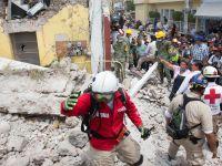 Oficjalne dane: już 230 ofiar trzęsienia ziemi w Meksyku