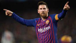 424b313e3f Liga hiszpańska  Barcelona – Rayo Vallecano 3 1. Przed Messim już ...
