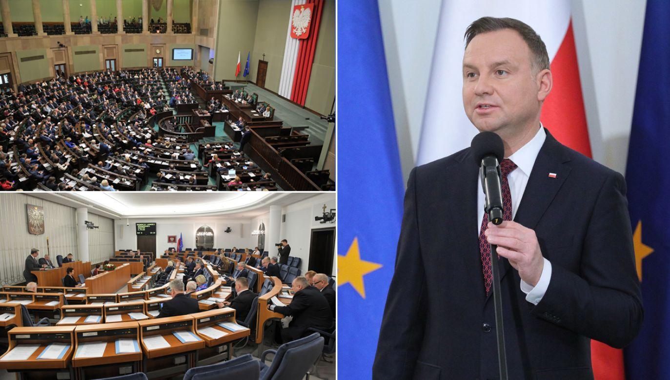 Według CBOS: 59 proc. Polaków pozytywnie ocenia prezydenta (fot. arch. PAP)