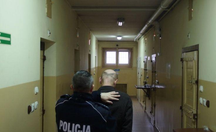 Podpalacz został aresztowany