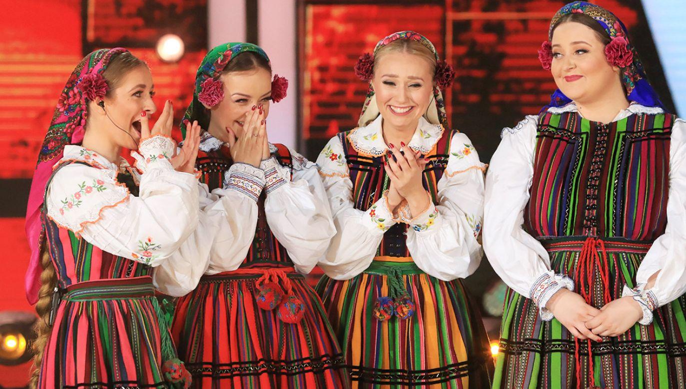 Zespół Tulia wygrał Premiery na festiwalu w Opolu w 2018 r. (fot. arch.PAP/Krzysztof Świderski)