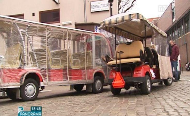Ciężarówki i meleksy nie wjadą do centrum Gdańska