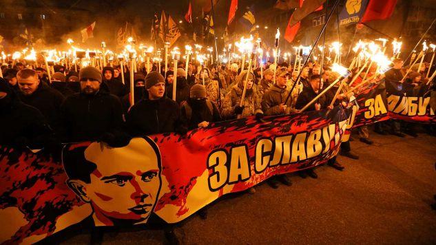 Ukraińscy deputowani postanowili uczynić z rocznicy urodzin Stepana Bandery święto państwowe (fot. REUTERS/Valentyn Ogirenko)