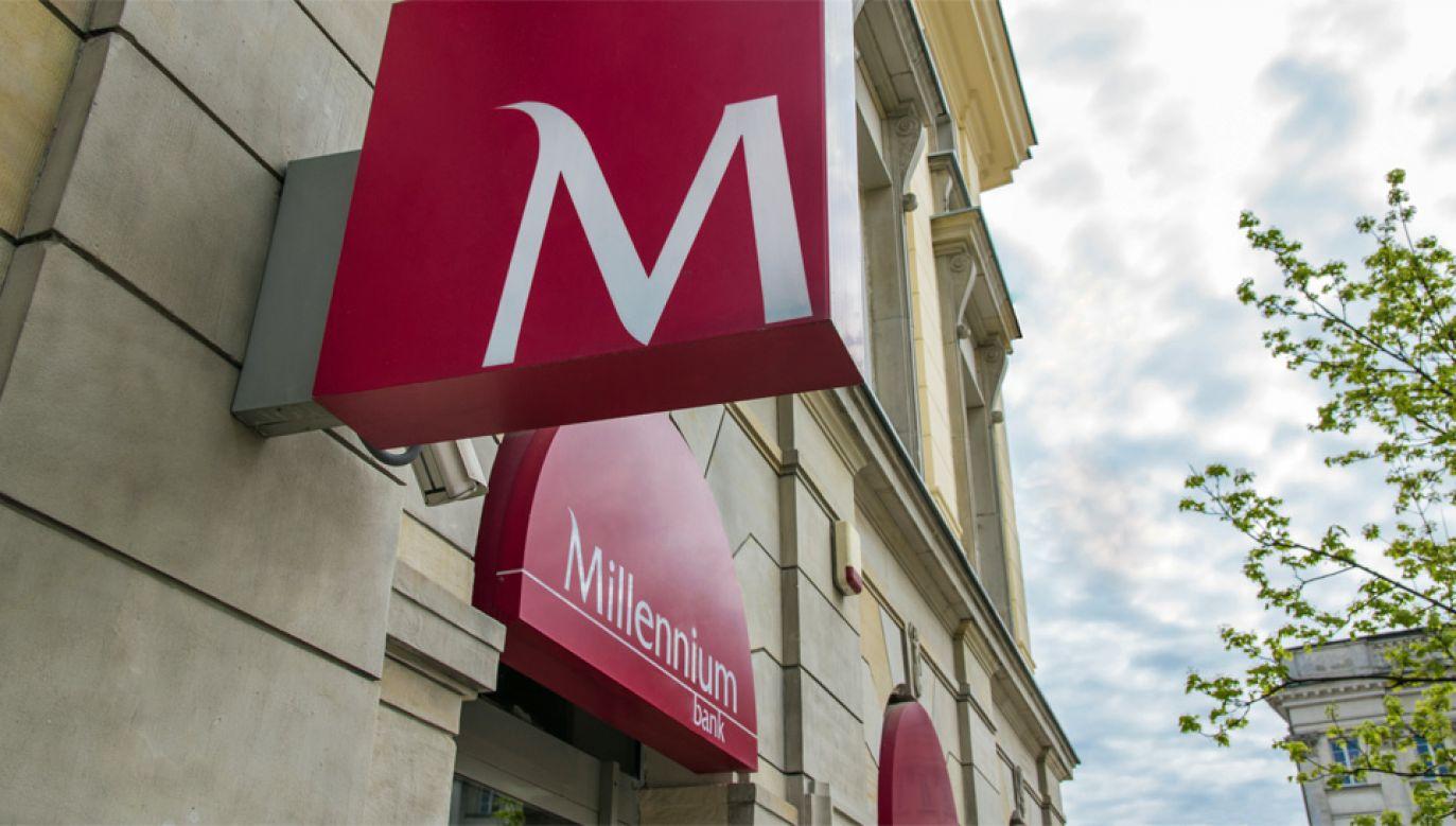 Millennium Bank interesuje się kupnem Eurobanku  (fot. Mabucz)