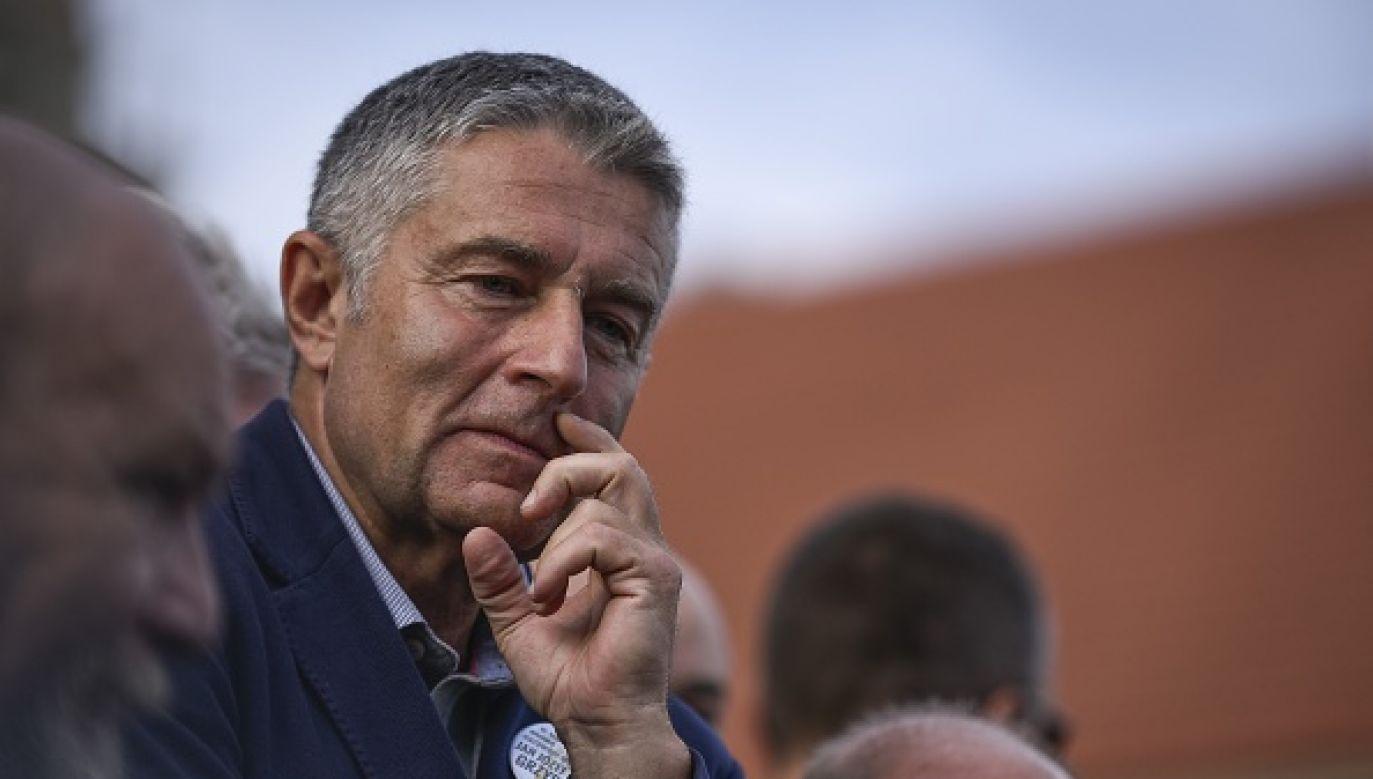 Frasyniuk nie zamierza wracać do polityki (fot. Omar Marques/Anadolu Agency/Getty Images)