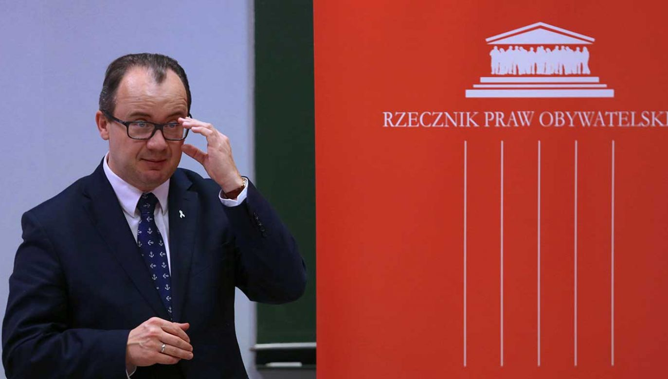 RPO Adam Bodnar chciał umorzenia postępowania TK (fot. arch. PAP/Andrzej Grygiel)
