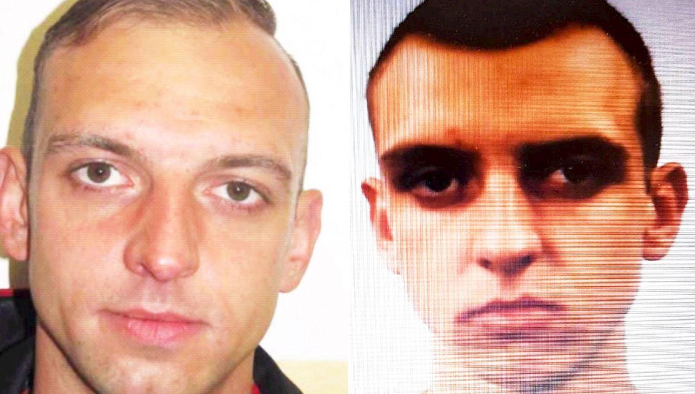Policja opublikowała zdjęcia poszukiwanego mężczyzny (fot. policja.pl)