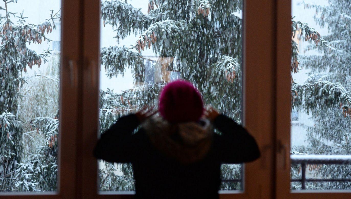 Już najwyższy czas, by zapomnieć o lecie (fot. PAP/Jacek Turczyk)