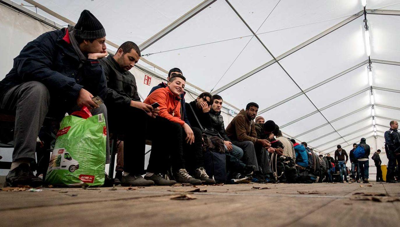 Dwie trzecie nowych imigrantów pobiera zasiłki dla bezrobotnych. 150 tys. z nich to młodzi mężczyźni (fot. arch. PAP/EPA/KAY NIETFELD)
