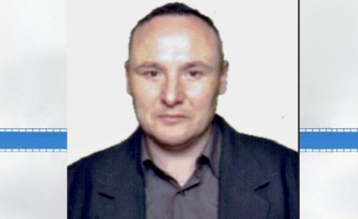 Andrzej Łaskarzewski mierzy 170 cm wzrost i jest krępej budowy ciała (fot. KWP Olsztyn)