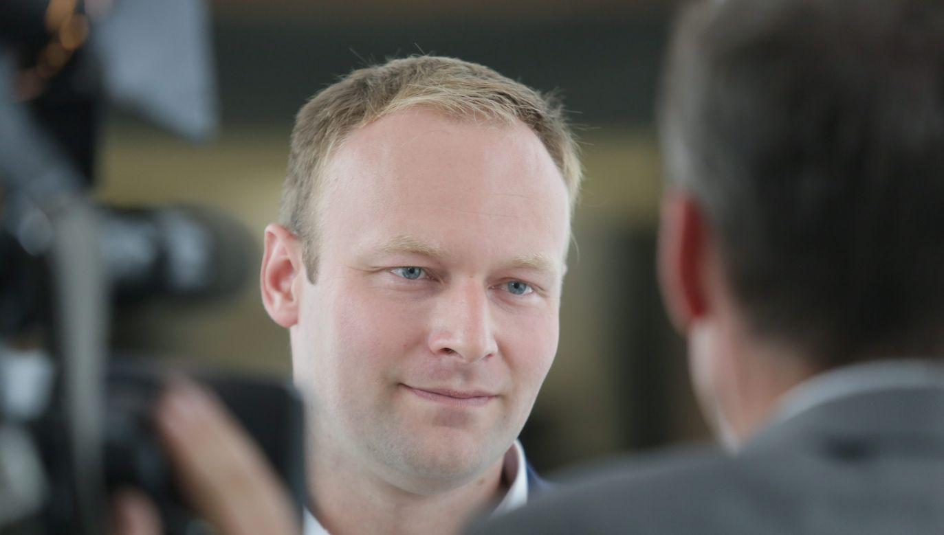 Ma dpowiadać za wizerunek, komunikację, marketing i sponsoring (fot. PAP/Leszek Szymański)
