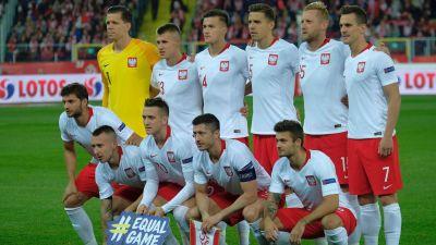 Piłka nożna – Liga Narodów: Portugalia – Polska
