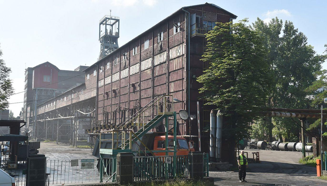 Zatrzymano  m.in. byłego dyrektora i byłego wicedyrektora tej kopalni  (fot. arch.PAP/Jacek Bednarczyk)