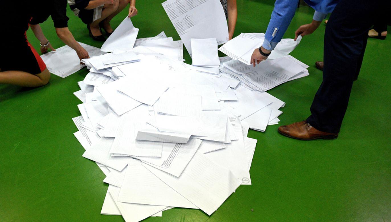 W wyborach prowadzonych na terytorium USA wzięło udział przeszło 10 tys. obywateli Polski (zdjęcie ilustracyjne) (fot. PAP/Darek Delmanowicz)