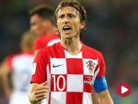 Skrót meczu Chorwacja – Nigeria