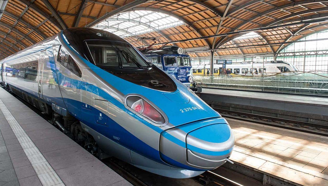 Rozbudowa kolei w Polsce znalazła się na liście priorytetów Komisji Europejskiej (fot. arch. PAP/Maciej Kulczyński)