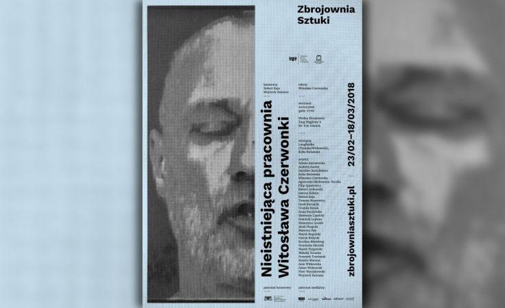 Nieistniejąca pracownia Witosława Czerwonki