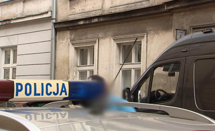 Krakowska policja poszukuje mężczyzn, którzy w nocy napadli na dwóch policjantów na krakowskim Kazimierzu. Fot. arch.