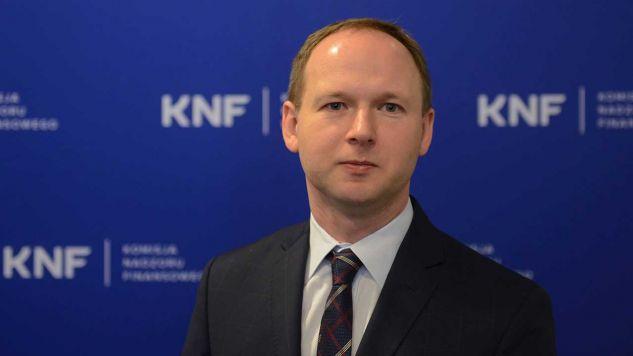 Były szef KNF Marek Chrzanowski (fot. arch. PAP/Jakub Kamiński)
