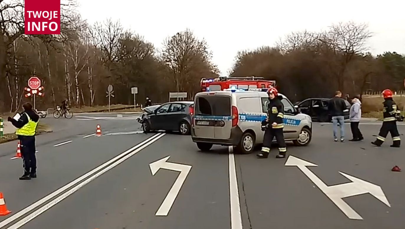 Droga jest przejezdna (fot. Twoje INFO)
