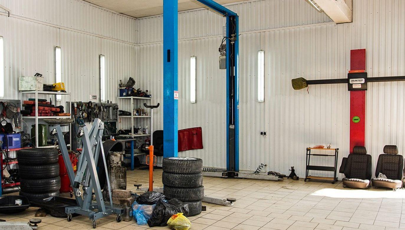 Mechanik, który nie wystawił rachunku został skazany wcześniej (fot. Pixabay/autotop_service)