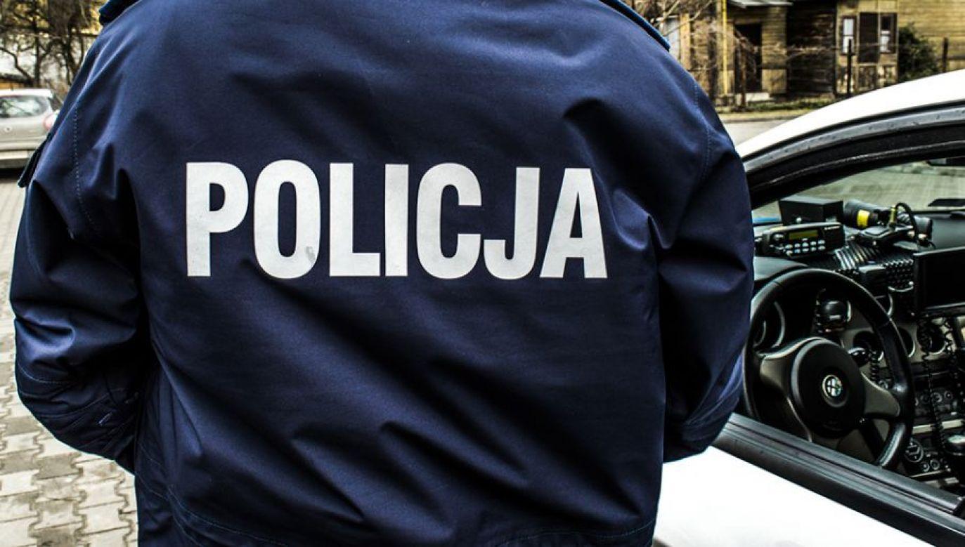 Policja przekazała zebrane materiały prokuraturze (fot. tvp.info/Paweł Chrabąszcz)