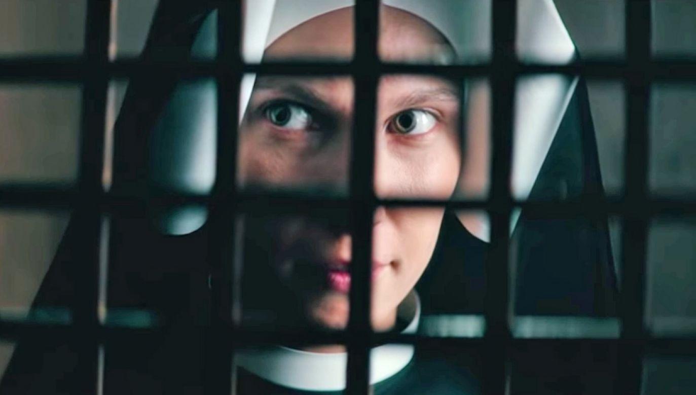 W rolę św. Faustyny Kowalskiej wcieliła się Kamila Kamińska (fot. mat.pras.)