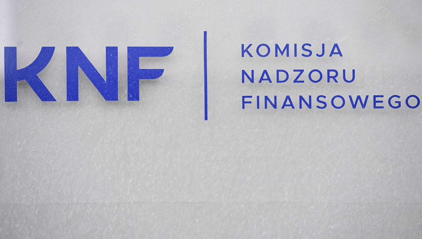 Według śledczych KNF nieprawidłowo sprawowała nadzór nad SK Bankiem (fot. arch.PAP)
