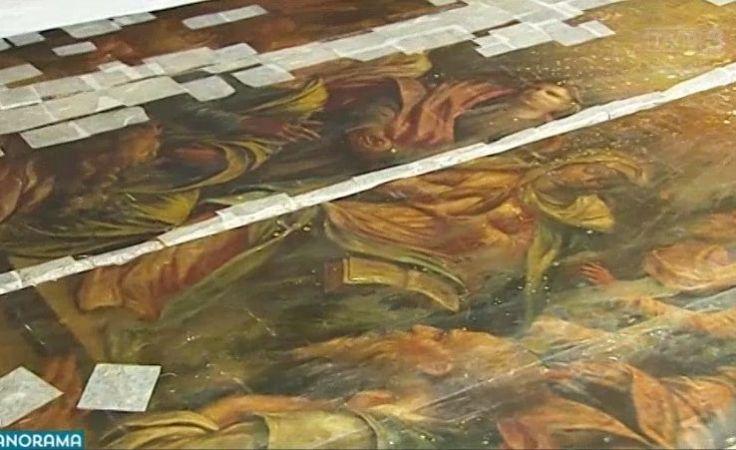 Obraz Izaaka van den Blocke ponownie w Muzeum Narodowym