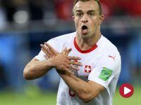 Skrót meczu Serbia – Szwajcaria