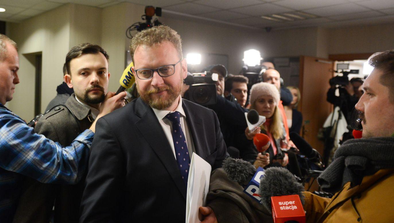 Minister zdrowia liczy na rozwiązanie konfliktu (fot. PAP/Jakub Kamiński)
