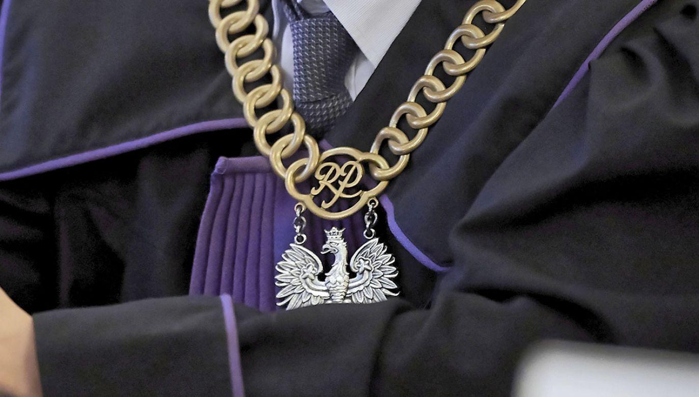Sąd Okręgowy w Krakowie uznał małżeństwo za winnych zarzucanych im czynów i wymierzył im karę roku pozbawienia wolności w zawieszeniu na rok (fot. PAP/Adam Warżawa)