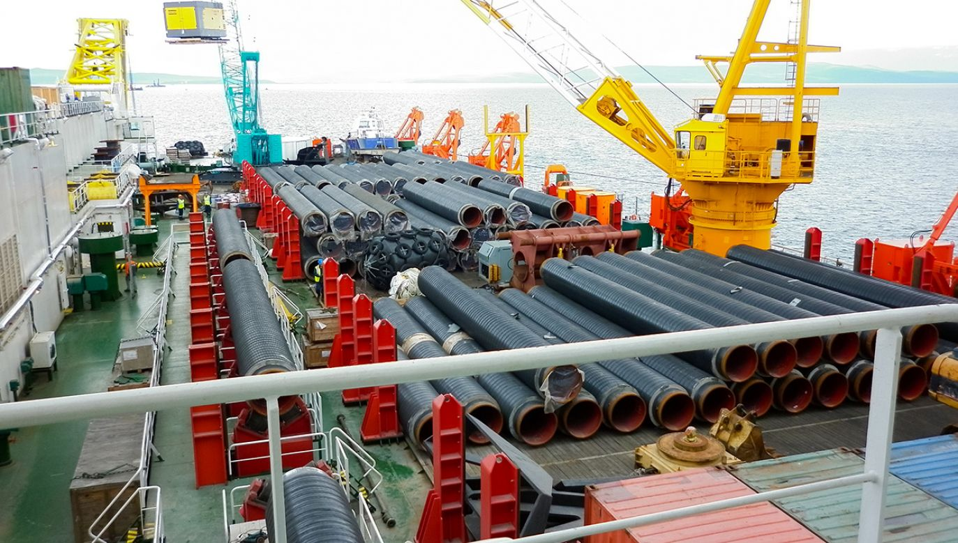 Polska, kraje bałtyckie i Ukraina sprzeciwiają się budowie Nord Stream 2 (fot. Shutterstock/Leonid Eremeychuk)