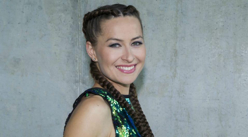 Wśród uczestniczek finału miesiąca znalazła się Agnieszka Damrych (fot. N. Młudzik/TVP)