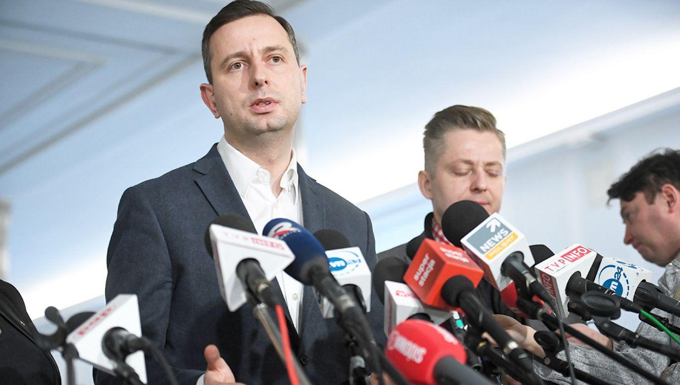 Lider PSL Władysław Kosiniak-Kamysz zapewnił, że jego partia nie popiera adopcji dzieci przez pary homoseksualne (fot. arch.PAP/Jacek Turczyk)