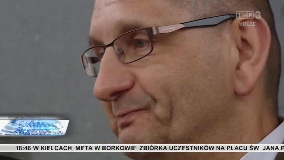 Kandydat Kukiz'15 na prezydenta Skarżyska: Jacek Ciepliński
