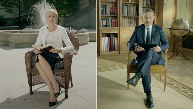 """Narodowe Czytanie z parą prezydencką. Pierwsza dama i prezydent zmierzą się z """"Lalką"""""""