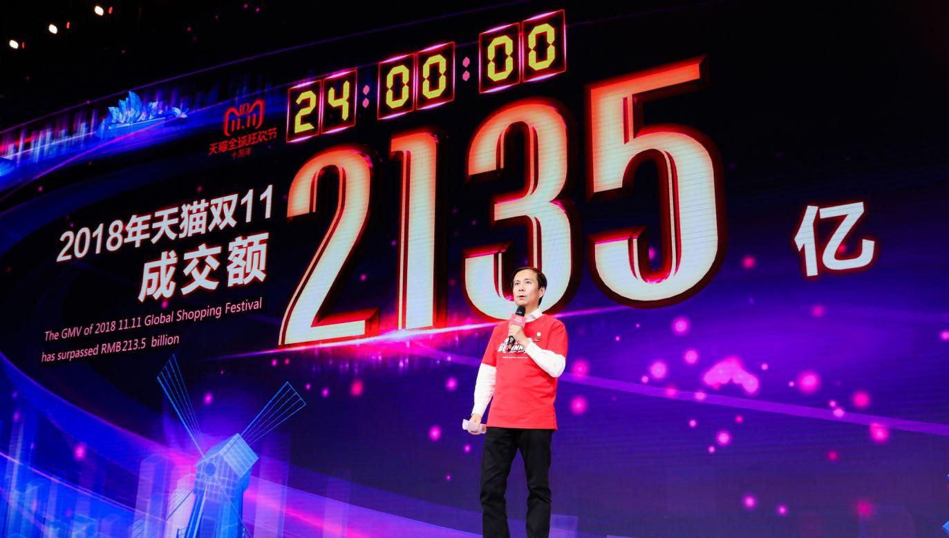 Osoby, które dokonają zakupów w pierwszych minutach trwania promocji mogą liczyć na towar za darmo (fot. VCG/VCG via Getty Images)