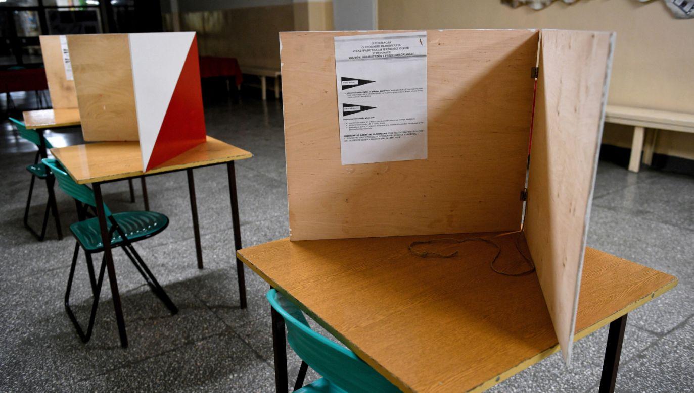 W  Polsce trwają w niedzielę wybory do Parlamentu Europejskiego (fot. PAP/Darek Delmanowicz)