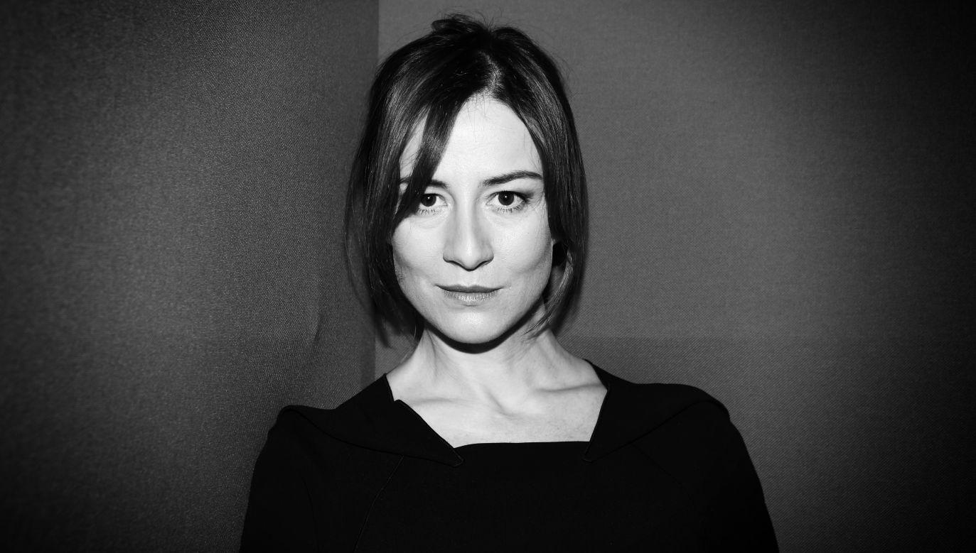 Maja Ostaszewska, luty 2013, sesja zdjęciowa podczas Festiwalu Filmowego w Berlinie. Fot. Vittorio Zunino Celotto/Getty Images