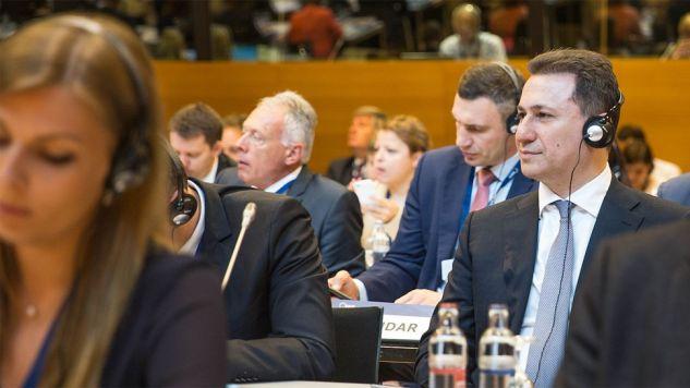 Wobec Nikoły Gruewskiego prowadzonych jest pięć dochodzeń (fot. Wiki/EPP)