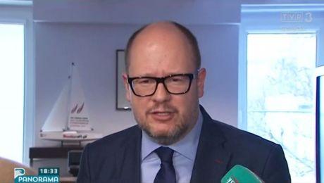 Adamowicz bez poparcia Platformy Obywatelskiej