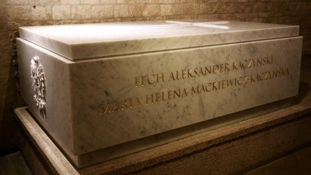 Pogrzeb pary prezydenckiej odbył się w Krakowie 18 kwietnia 2010 r (fot. arch. PAP/Grzegorz Momot)