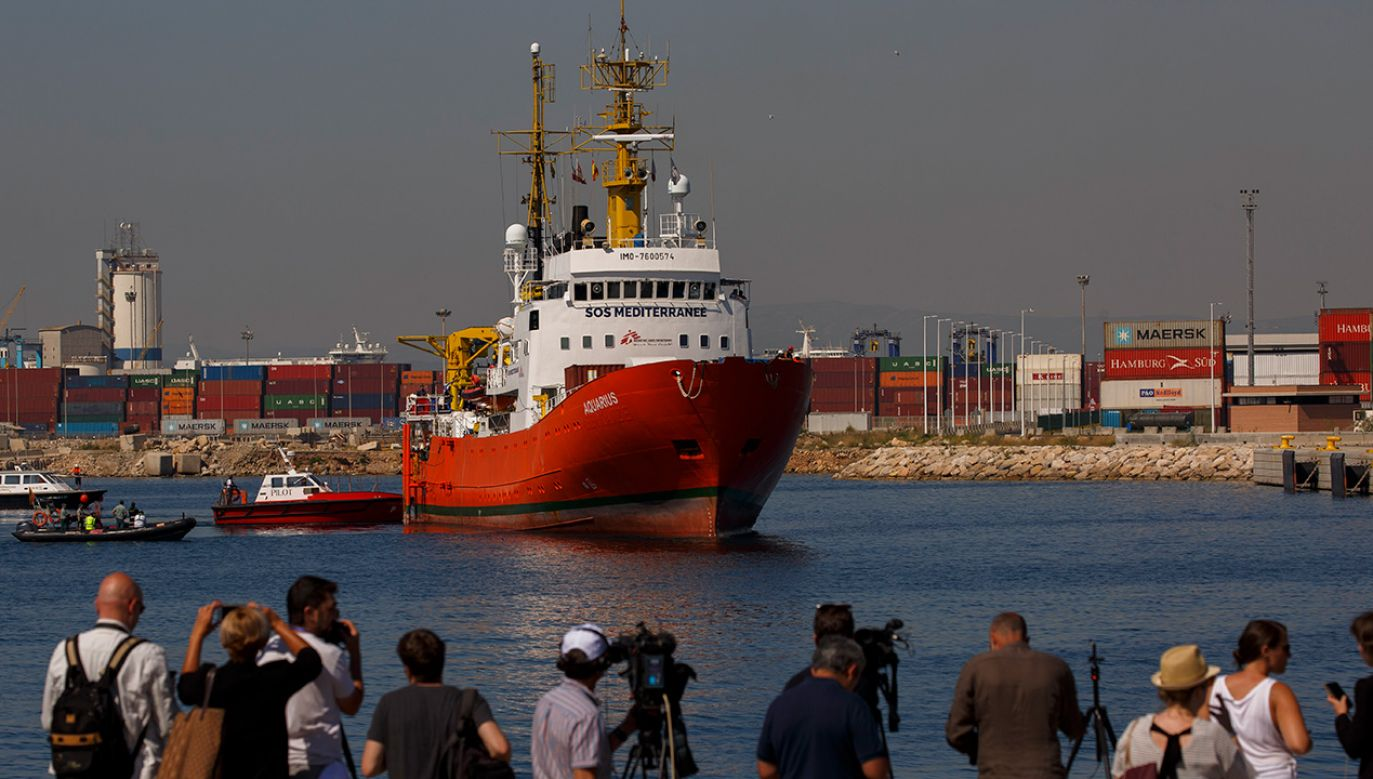 Wicepremier Włoch uważa, że ci, którzy dobrze życzą Afryce, powinni powstrzymać migrację (fot. Pablo Blazquez Dominguez/Getty Images)