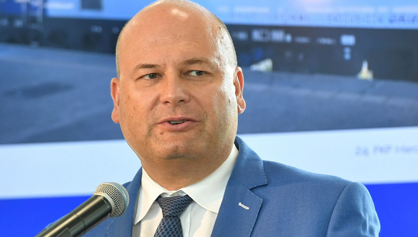 Witold Słowik przejdzie do PGZ z Ministerstwa Inwestycji i Rozwoju (fot. arch.PAP/Piotr Polak)