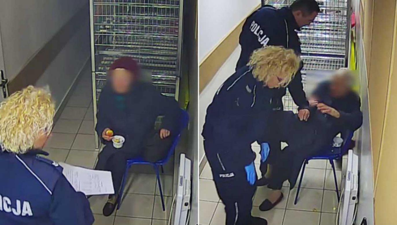 Oskarżeni interweniowali w związku z kradzieżą w sklepie (fot. yt/se.pl)