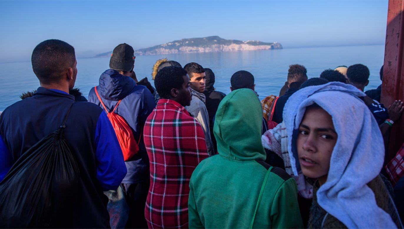 W marcu przybyło do Europy najmniej nielegalnych imigrantów od pięciu lat (fot. PAP/EPA/CHRISTOPHE PETIT TESSON)