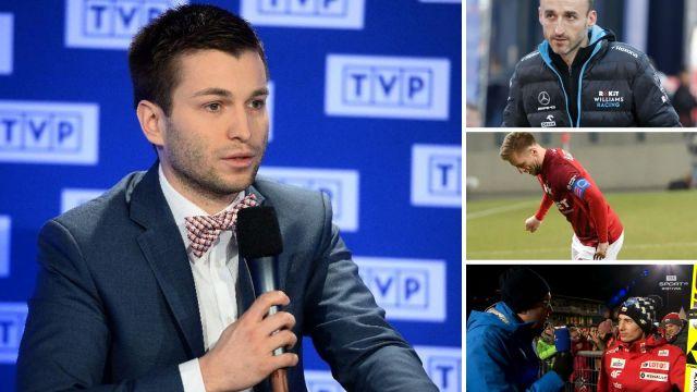 Szef TVP Sport o F1, Wiśle, nowej stronie i rozmowach ze skoczkami